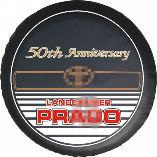 Factory direct sales. for Toyota cross-country PRADO spare tire covers 14