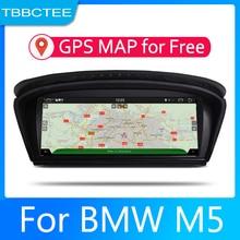 цены на 8.8 HD 1080P IPS LCD Screen Android 8 Core For BMW M5 2004-2009 CCC  CIC Car Radio BT 3G4G WIFI AUX USB GPS Navi Multimedia  в интернет-магазинах