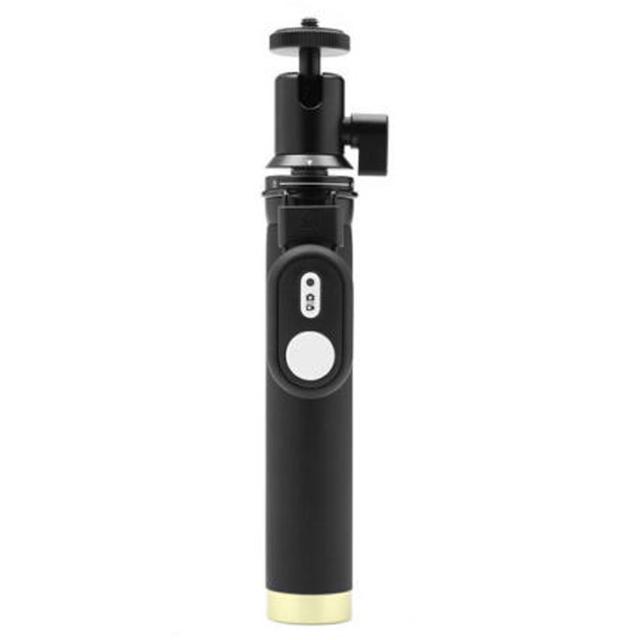 Bluetooth Wireless Remote Control + Monopod Selfie Stick For Xiaomi Yi Xiaoyi 1 2 4K Yi Lite Action Camera Accessories Kit F3092