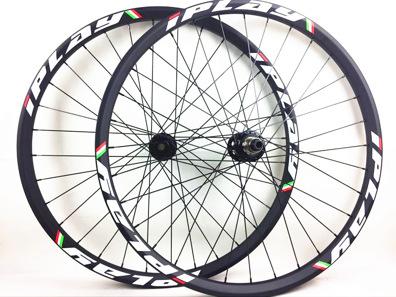 IPLAY T800 carbon 1190g SuperLight 29er MTB XC race hookless mountain bike carbon wheels UD matte 29inch carbon bicycle wheelset
