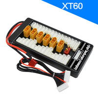 IMAX B6 Battery Charger XT60 UN A6 Parallel Charge Adapter Lithium Battery Charging Board Parallel Charging