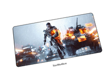 Battlefield 3 mouse pad cool pad to mouse notbook computer mousepad new gaming padmouse gamer to laptop 80x40cm mouse mat