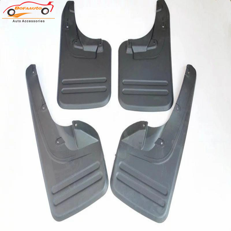 Car Styling Car Accesorios for Toyota Hilux VIGO Mudguards Mud Flaps Splash Guards Fenders Mud guards Mudguard Mud guard 4pcs все цены