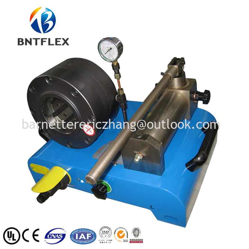Ręczna hydrauliczna zaciskarka BNT32M do 1 1/4 - Elektronarzędzia - Zdjęcie 2