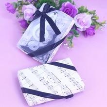 Music Note Bookmark Wedding Favors 50Pcs
