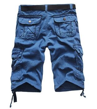 Bermuda  Short   Men Homme   Cargo Shorts 3