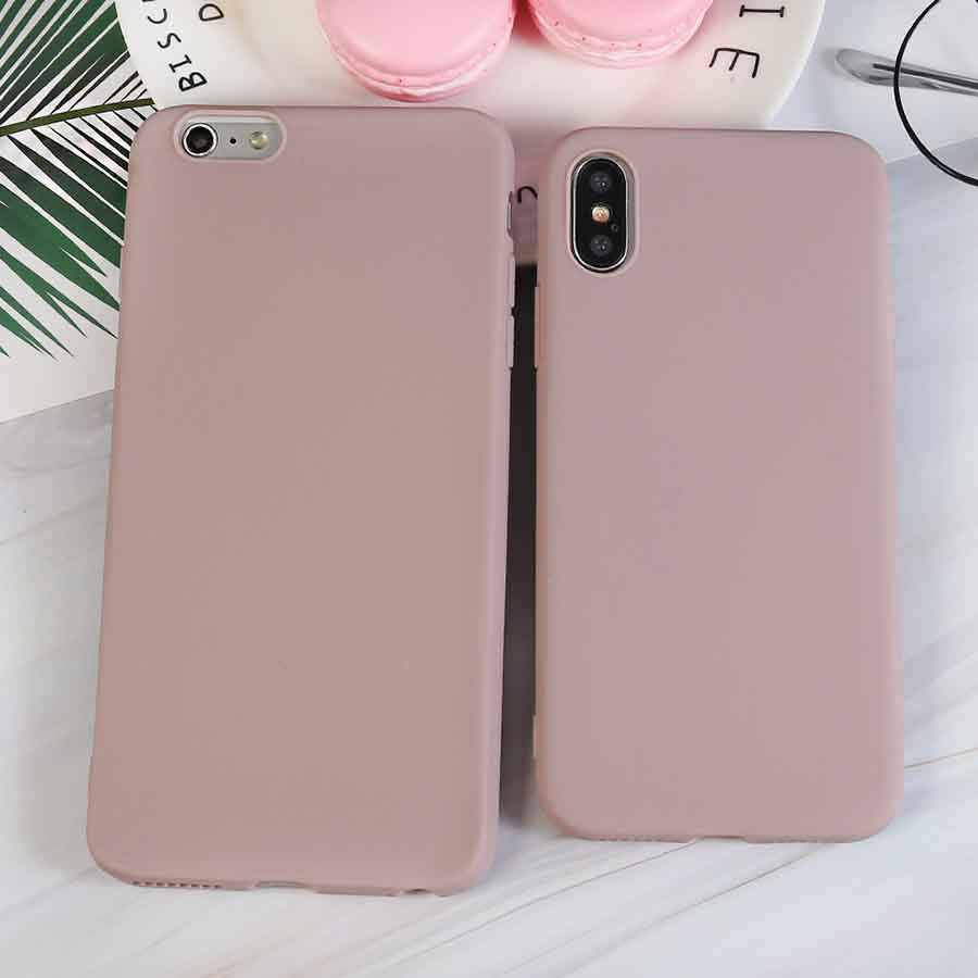 Luxe Lotus Wortel Roze Siliconen Telefoon Case Voor Iphone X Xr Xs Max 5 5S Se 6 6S 7 8 Plus 11 Pro Max 6.5In Cover Coque Fundas