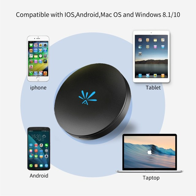US $14 9 20% OFF|Mirascreen G6 2 4Ghz Wifi Display Dongle miracast AirPlay  for ios Android PC Tablet phone AnyCast Cast HDMI TV Stick VS netflix-in TV