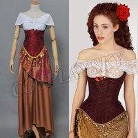The Phantom Of The Opera Christine Daae Dress Cosplay Costume Woman Party Dresses