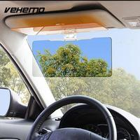 Auto   Car Anti-Glare Glass Car Windshield Visor Adjustable Car Glass Visor Dazzling Interior PC + ABS