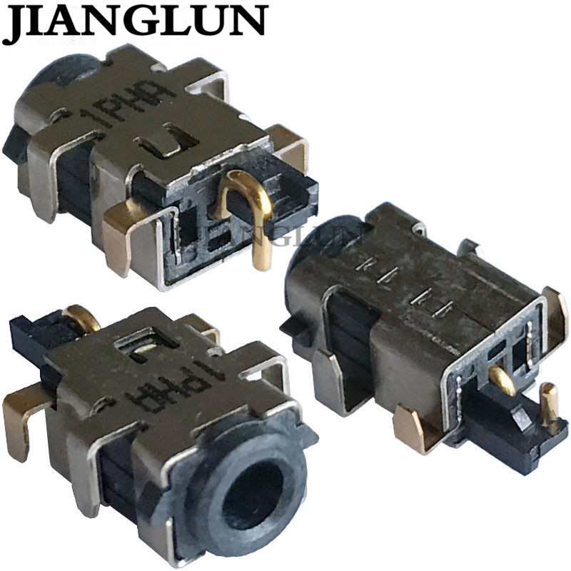 JIANGLUN 5X New DC Power Jack Connector Socket Plug For ASUS Eee PC X101CH X101H R11CX jianglun new oem for asus eee pad