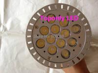 E27 12w Par38 Led Spotlight Lamp Epistar Led Chips Aluminum Die Casting Shell AC85 265v 1200lm