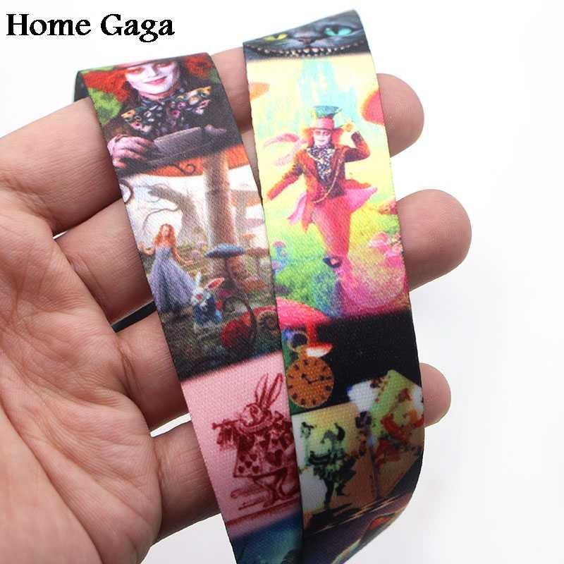 D0305 Homegaga cartoon Tags Band Hals Lanyards für schlüssel-ID Karte Pass Gym Handy USB abzeichen halter DIY hängen Seil
