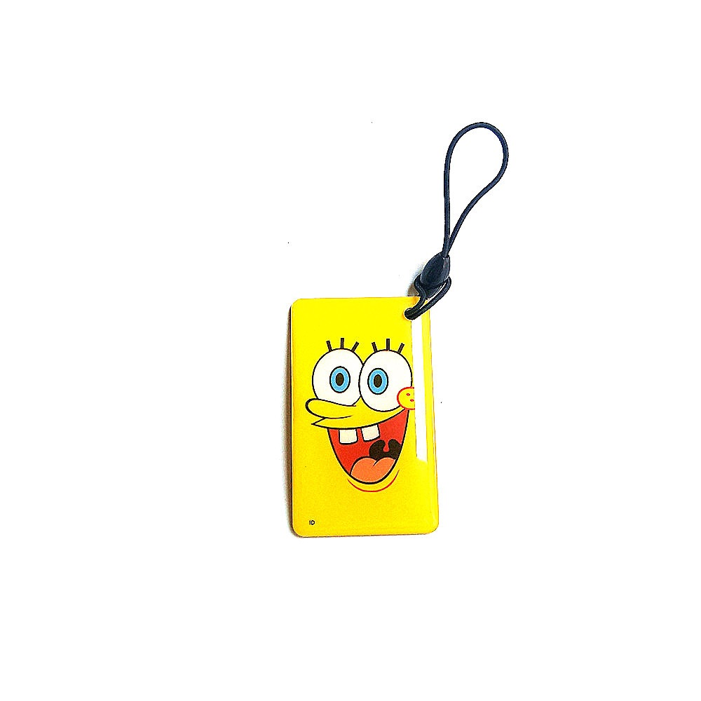T5577 Copy Rewritable Writable Rewrite EM ID keyfobs RFID Tag Key Ring Card 125KHZ Proximity Token Badge Duplicate t5577 copy rewritable writable rewrite duplicate rfid tag can copy 125khz card proximity token keyfobs