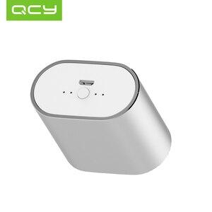 Image 3 - QCY T1 Pro Điều Khiển Cảm Ứng TWS Bluetooth Tai Nghe Tai Nghe Nhét Tai Thể Thao Không Dây Tai Nghe Chụp Tai Có Mic Và 750 MAh Sạc