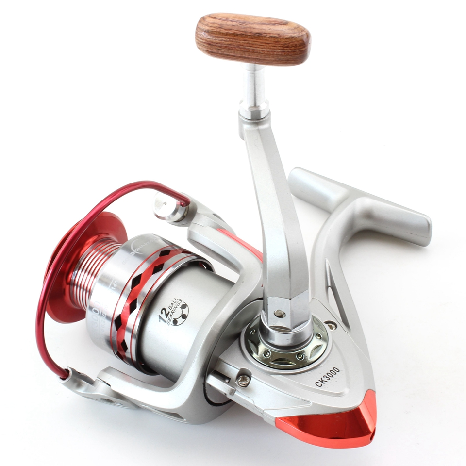 fishing spinning reel