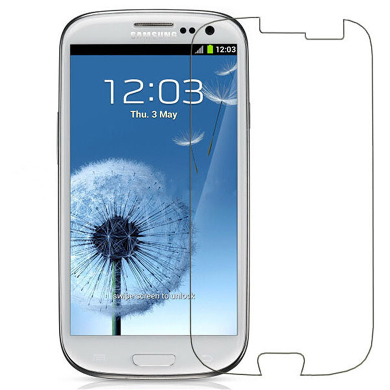 Tempered Glass For Samsung Galaxy S3 / S3 mini S3mini i9300 i9308 i9300i i8190 Screen Protector Toughened Protective Film Guard