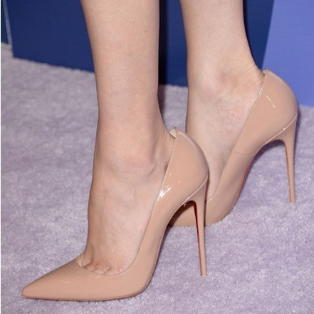 Aliexpress.com : Buy women pumps12cm women high heels ol pointed ...