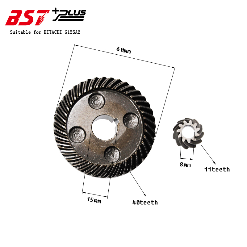 Gear  FOR HITACHI G15SA2 Angle Grinder,Power Tools  Spare PartsGear  FOR HITACHI G15SA2 Angle Grinder,Power Tools  Spare Parts