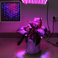 85-265V 14W 225 LED Lamp Plant Grow Light Panel Hydroponic Lamp 165 Red 60 Blue IP65 for Indoor Flower Vegetable Plants Growth
