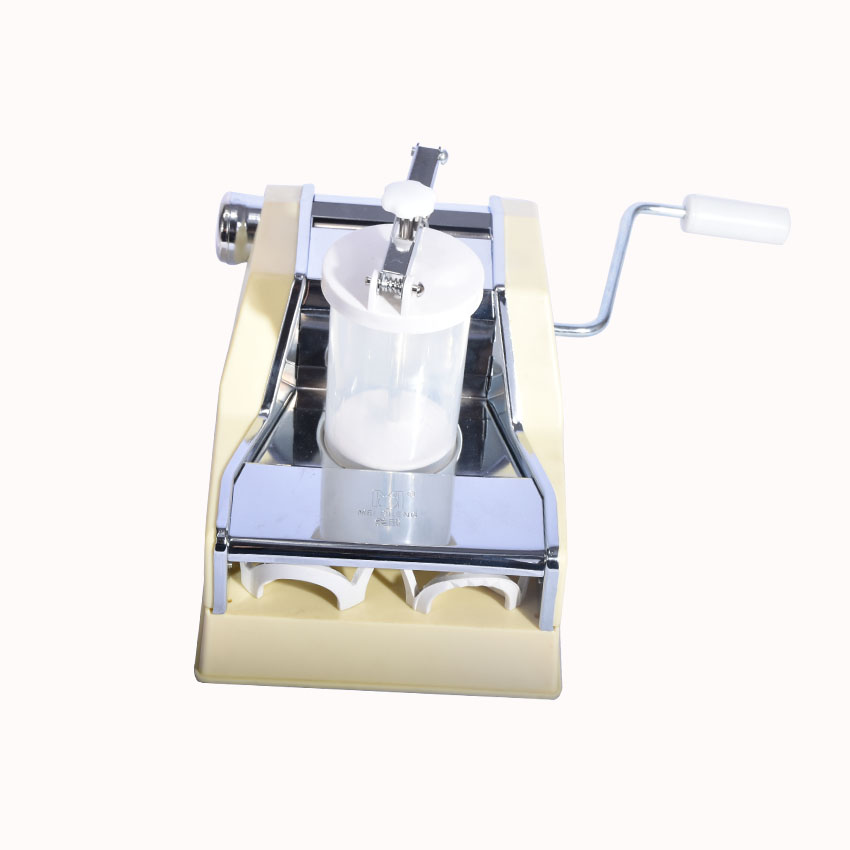 1pc Automatic Stainless Steel  Dumpling machine hand Dumpling making machine mini press dough dumpling wrappers maker ce certificate automatic gyoza maker steamed dumpling make automatic stainless steel dough making machine chinese dumpling maker