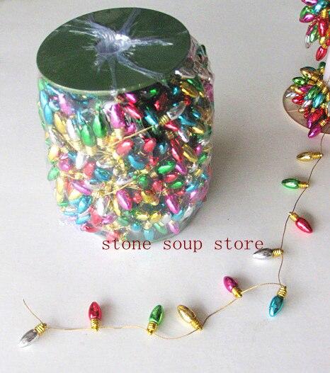 50 Light String Christmas Lights