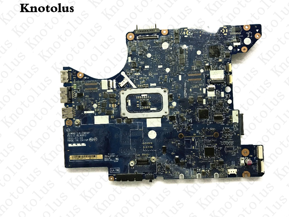 cn-034c90 for dell e5430 laptop motherboard ddr3 la-7901p cn-07tnxt 100% working laptop motherboard for dell e5430 qxw00 la 7901p cn 0x15f5 x15f5 system board fully tested
