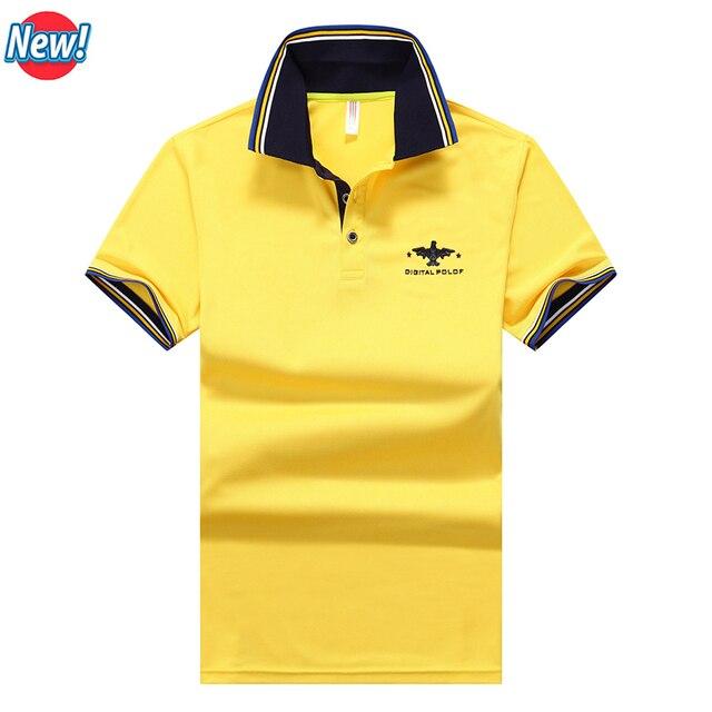 Seasunland Brand Casual Polo Shirt Men Solid Polo Shirt Brands