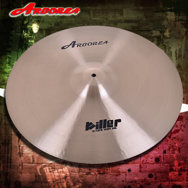 "Arborea Handmade Cymbal killer series 20"" Heavy ride"