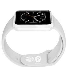 Relógio inteligente Sincronização do Relógio Notificador Apoio Conectividade Bluetooth para Apple iphone Android Telefone Smartwatch