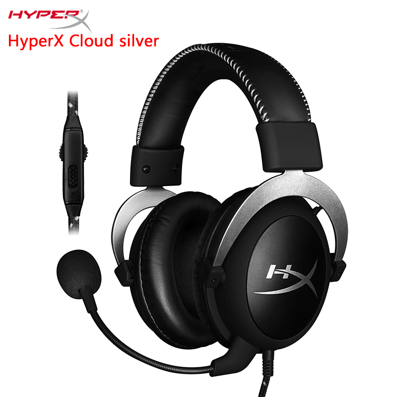 KINGSTON HyperX Wolke serie Gaming Headset Geeignet für computer telefon tablet Kopfhörer Mit mikrofon