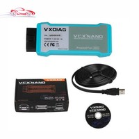 Original WIFI VXDIAG VCX NANO 5054A ODIS V3 03 Support UDS Protocol Multi Languages With OKI
