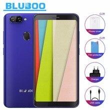 Bluboo D6 Smartphone 5.5 ''IPS 18:9 ekran MT6580A Quad Core 2 GB RAM 16 GB ROM Android 8.1 yüz kilidini cep telefonu 3G cep tele...