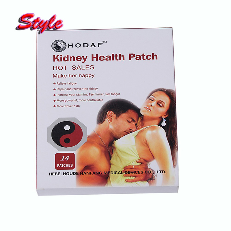 14 Patches/ Box Male Enhancement Patch High Natural Herbal Men Prostatitis Strong Kidney Plaster Kidney Care No Side Effect 10 patches box chinese traditional herbs breast enlargement patches for enhancement of bust up bigger fast and instantly