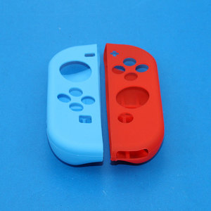 Image 5 - ChengHaoRan Silikon Fall Für Nintendo Schalter Abdeckung Weiche Controller Shell Konsole Schutzhülle Für NS JoyCon Controller Grip Abdeckung