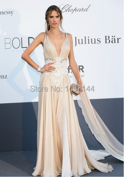 2014 Olivia Palermo Fashion Celebrity gowns Evening inspired Gowns ...