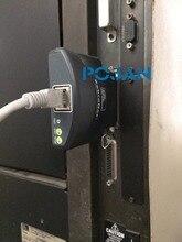 P1031031 Zeb Net Print Server Extended Parallel Ethernet EXT 10/100 Use RJ45 170Xi4 170Xi3 170Xi2 170Xi FREE SHIPPING