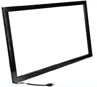 20 2 points Infrared multi touch screen overlay kit, infrared touch scree kit for POS and touch kiosk