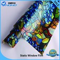Impresión 3D Estática Etiqueta de la ventana estática película de la ventana decorativa película de seguridad ventana $ number pies * $ number pies (92 cm x 5 m) BZ268-R027-B001