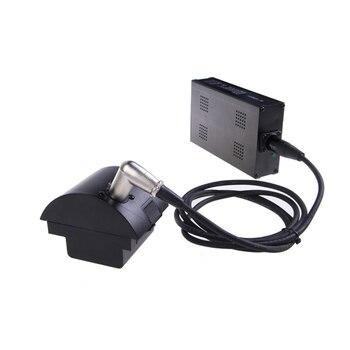 NiceFoto sans fil extérieur photo lumière intérieure adaptateur secteur sans fil extérieur photo lumière spéciale PW-12V