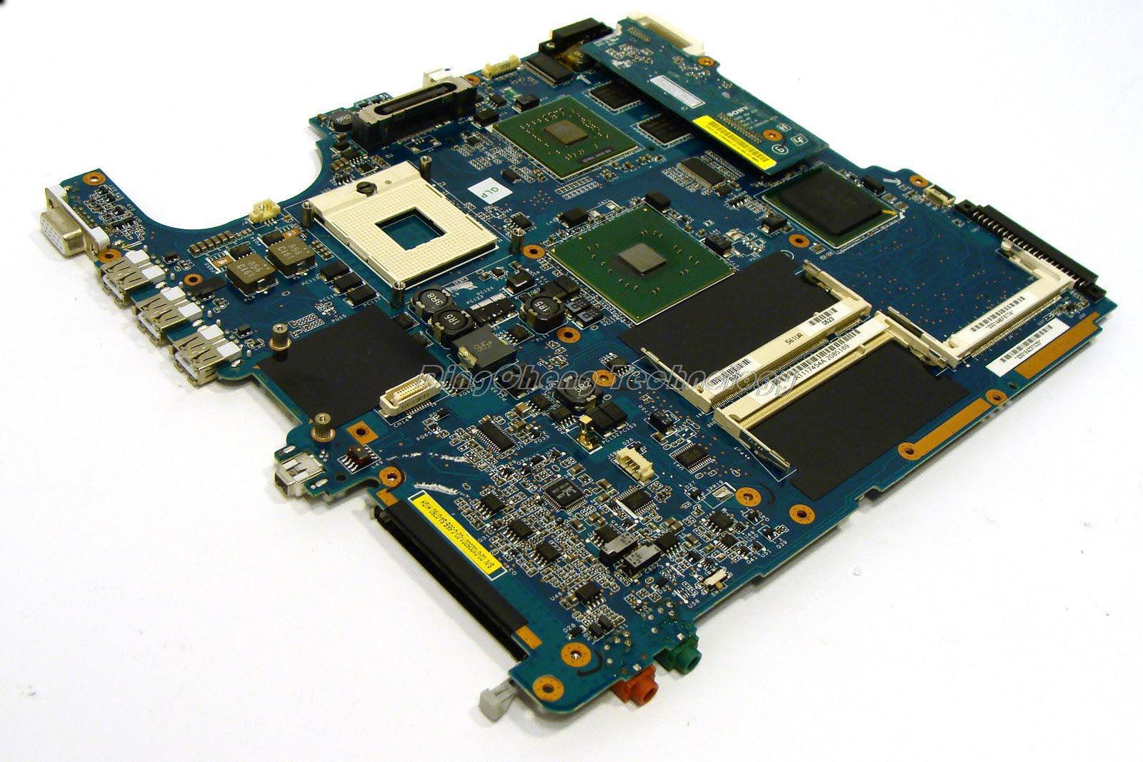 SHELI MBX 130 laptop Motherboard For Sony MBX-130 MS02-M/B A1117454A 1P-0053100-8011 non-integrated graphics card mbx 265 for sony svt13 motherboard with cpu i3 3217u 2gb memory pc motherboard professional wholesale 100