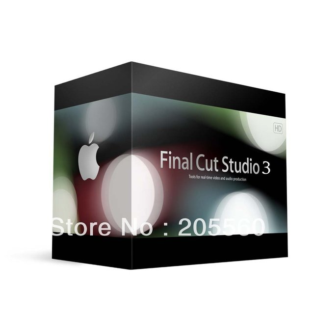 which is the best Final Cut Studio 3 to buy?
