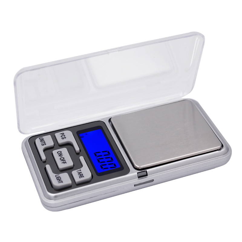 Factory price New 500g / 0.01g Mini Electronic Digital Jewelry weigh Scale Balance g/oz/ozt/dwt(tl)/ct/gn 15%off