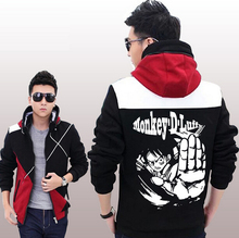 Hero Catcher  One Piece Coat Jacket Zipper Unisex Coat Sweatshirts High Quality