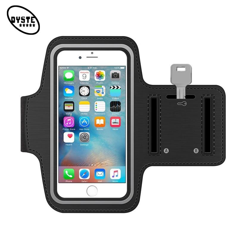 Cell Phone Accessories Exercice Gym Sport Course Imperméable Étui Brassard 4 Huawei Modèles