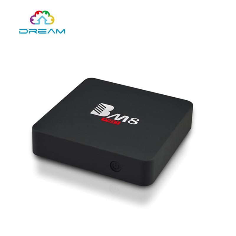 ФОТО BM8 Pro 4K TV Box Amlogic S912 Android 6.0 Marshmallow OTT TV BOX 64bit Octa-core CPUGigabit 2G 32G Bluetooth 2.4G+5G WIFI 10PCS