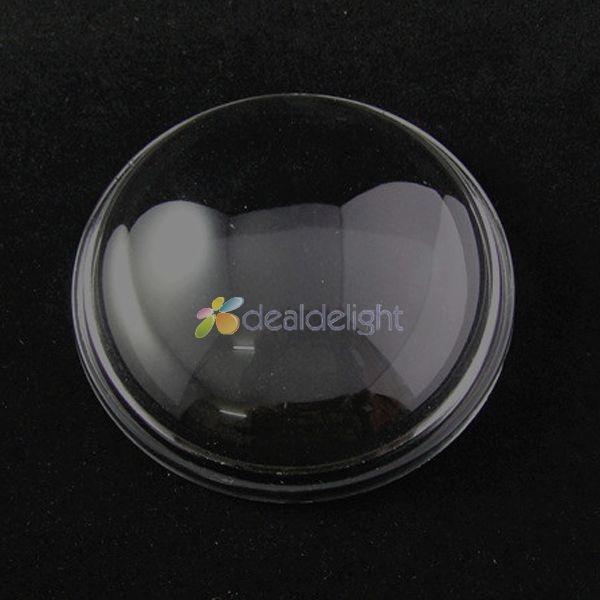 Aliexpress.com : Buy 100mm Transparent High Power Led Lens ...