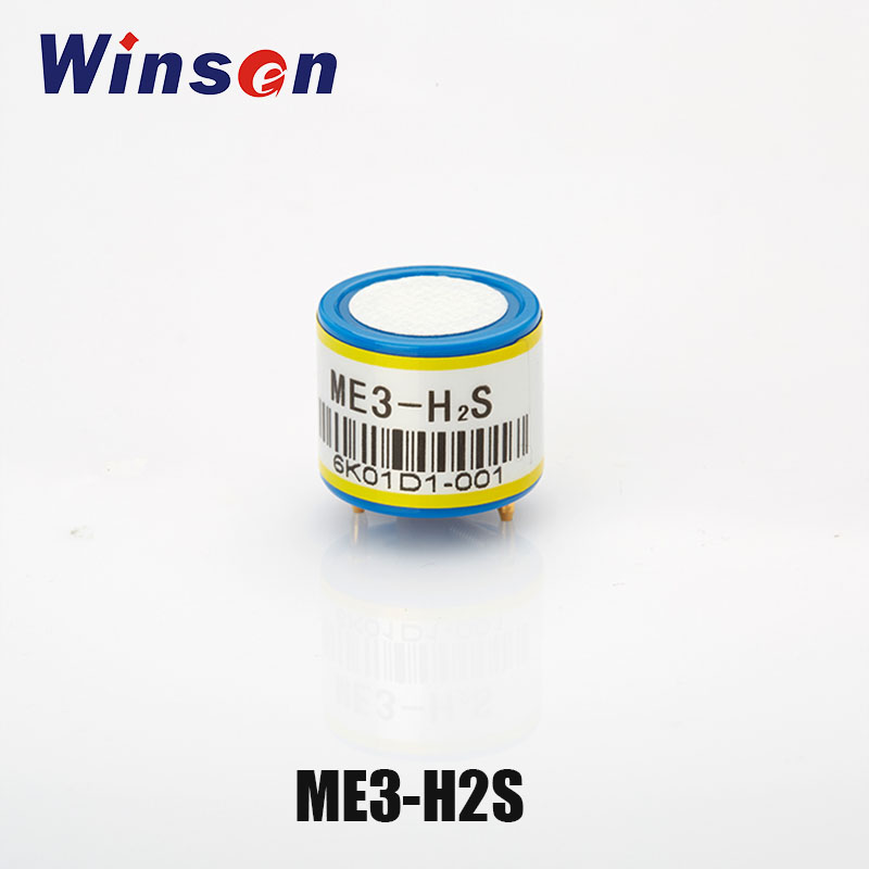 10pcs Winsen ME3 H2S Hydrogen Sulfide Gas Sensor Wide Linear Range Good Anti interference Ability and
