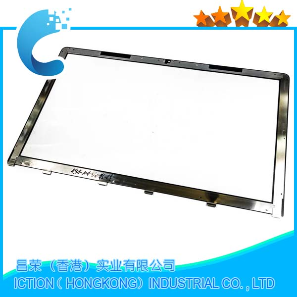 Original Front A1312 LCD Glass pannel For iMac 27
