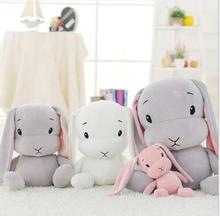 WYZHY LUCKY rabbit plush toy doll home decoration bed pillow to send parent-child gifts 30CM